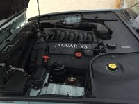 Picture of 2003 Jaguar XJ-Series XJ8 Sedan, engine, gallery_worthy