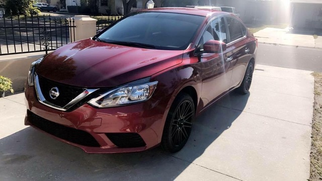2018 nissan sentra sv. contemporary nissan picture of 2017 nissan sentra sv in 2018 nissan sentra sv