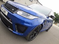 Picture of 2017 Land Rover Range Rover Sport V8 SVR 4WD, exterior, gallery_worthy