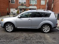 Picture of 2009 Mitsubishi Outlander ES 4WD, exterior, gallery_worthy