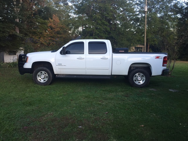 Picture of 2009 GMC Sierra 2500HD SLE1 Crew Cab 4WD, exterior, gallery_worthy