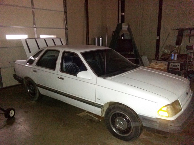 Picture of 1986 Ford Tempo GL