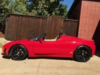 Foto de un 2011 Tesla Roadster Sport RWD, exterior, gallery_worthy