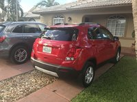 Picture of 2015 Chevrolet Trax LT, exterior, gallery_worthy