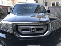 Picture of 2010 Honda Pilot EX-L w/ DVD 4WD, exterior, gallery_worthy