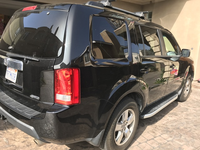 Picture of 2010 Honda Pilot EX-L w/ DVD 4WD