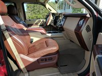 Picture of 2014 Ford F-250 Super Duty King Ranch Crew Cab 4WD, interior, gallery_worthy