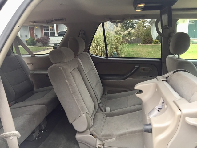 Picture of 2006 Toyota Sequoia SR5 4WD, interior, gallery_worthy