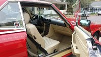 Picture of 1989 Mercedes-Benz 560-Class 560SL Convertible, interior, gallery_worthy