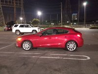 Picture of 2017 Mazda MAZDA3 Touring 2.5 Hatchback, exterior, gallery_worthy