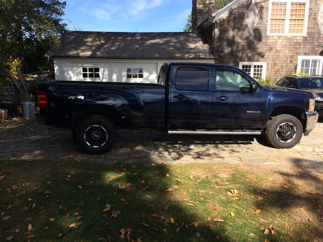 Picture of 2011 Chevrolet Silverado 3500HD Work Truck Crew Cab LB 4WD
