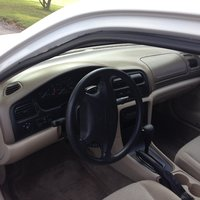 Picture of 1999 Mazda 626 ES, interior, gallery_worthy