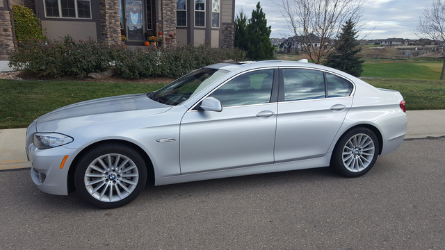 Picture of 2013 BMW 5 Series 535i xDrive Sedan AWD, gallery_worthy