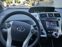 Picture of 2014 Toyota Prius v Two, interior, gallery_worthy