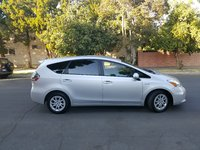 Picture of 2014 Toyota Prius v Two, exterior, gallery_worthy