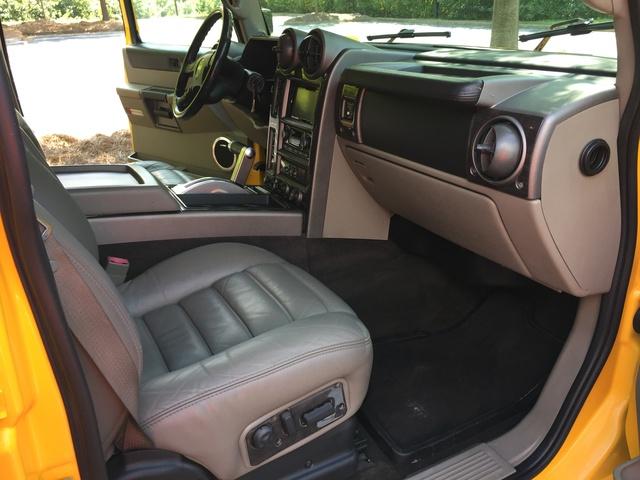 2004 Hummer H2 Interior Pictures Cargurus
