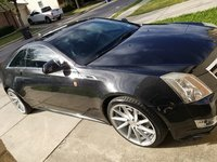 Picture of 2012 Cadillac CTS Coupe Premium, gallery_worthy