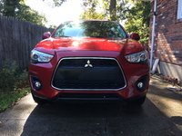 Picture of 2013 Mitsubishi Outlander Sport ES, exterior, gallery_worthy