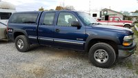 Picture of 2001 Chevrolet Silverado 2500 4 Dr LS 4WD Extended Cab SB, exterior, gallery_worthy