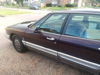Picture of 1996 Buick Park Avenue Ultra FWD, exterior, gallery_worthy