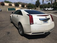 2013 Cadillac CTS Coupe Overview