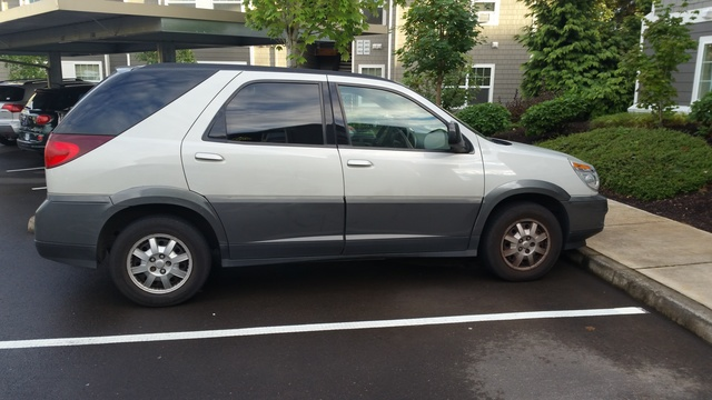 Picture of 2004 Buick Rendezvous CX AWD