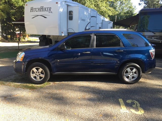 Picture of 2009 Chevrolet Equinox LS AWD