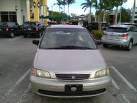 Picture of 1998 Honda Odyssey 4 Dr LX Passenger Van, exterior, gallery_worthy