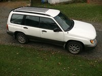 Picture of 1998 Subaru Forester S, exterior, gallery_worthy