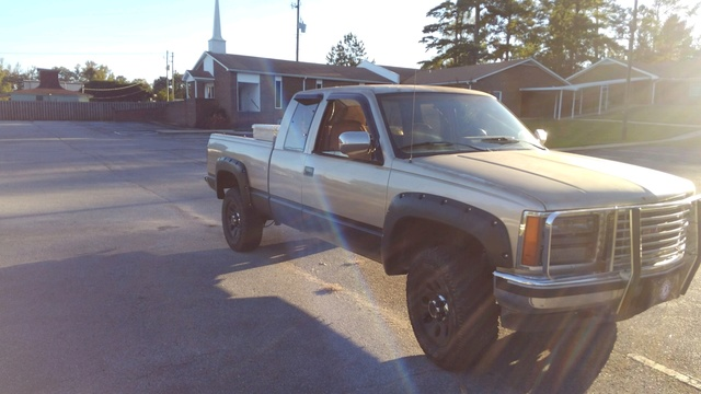 Picture of 1993 GMC Sierra 1500 K1500 4WD Extended Cab SB