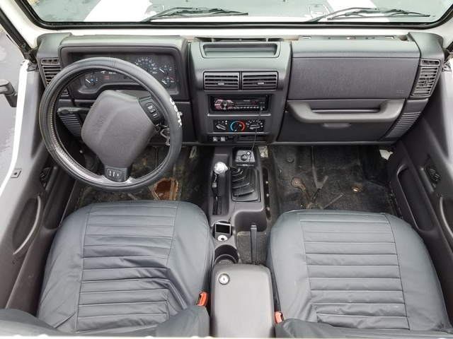 Picture Of 1999 Jeep Wrangler, Interior, Gallery_worthy Awesome Design