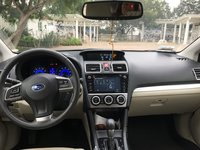 Picture of 2015 Subaru XV Crosstrek Hybrid Touring AWD, interior, gallery_worthy