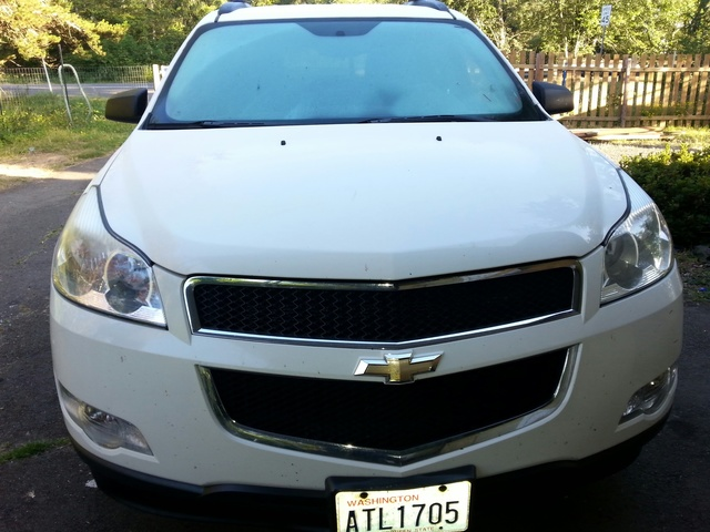 Picture of 2011 Chevrolet Traverse LS AWD