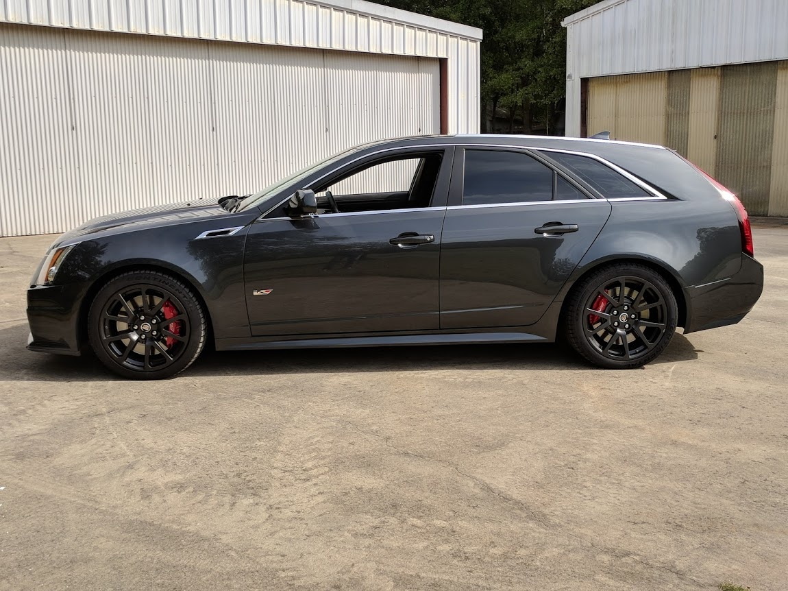 Cadillac Cts V Wagon Overview Cargurus