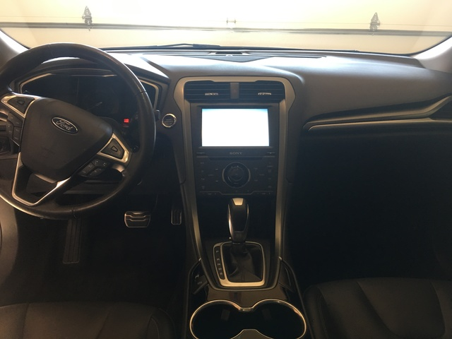 Picture Of 2015 Ford Fusion Titanium AWD, Interior, Gallery_worthy