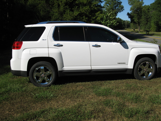 Picture of 2012 GMC Terrain SLT2 AWD