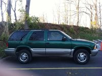 Picture of 1999 GMC Jimmy 4 Dr SL 4WD SUV, exterior, gallery_worthy