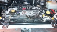 Picture of 2000 Subaru Forester S, engine, gallery_worthy