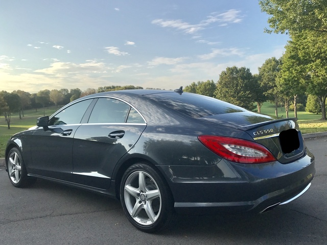 Picture of 2013 Mercedes-Benz CLS-Class CLS 550 4MATIC