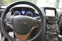 Picture of 2016 Hyundai Genesis Coupe 3.8 Ultimate w/ Tan Interior, interior, gallery_worthy