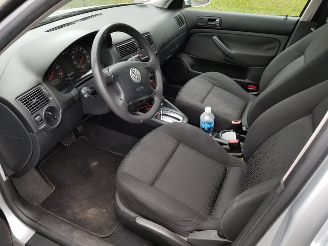 2003 Volkswagen Golf - Interior Pictures - CarGurus