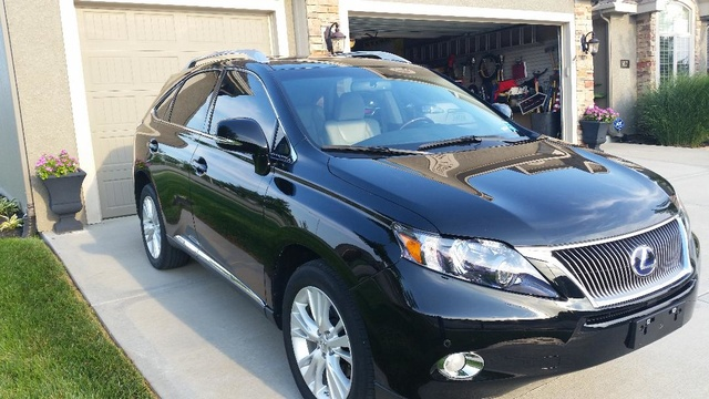 Picture of 2012 Lexus RX 450h AWD