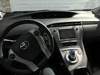 Picture of 2015 Toyota Prius Plug-in Advanced, interior, gallery_worthy