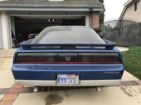 Picture of 1990 Pontiac Firebird Trans Am, exterior, gallery_worthy