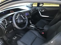 Picture Of 2015 Honda Civic Coupe EX, Interior, Gallery_worthy