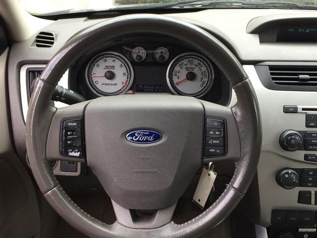 2009 Ford Focus Interior Pictures Cargurus