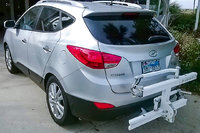 Picture of 2010 Hyundai Tucson Limited, exterior, gallery_worthy