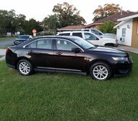 2013 Ford Taurus Picture Gallery