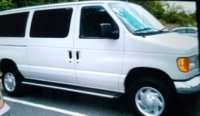 Picture of 2006 Ford E-Series Wagon E-350 Super Duty XLT, exterior, gallery_worthy