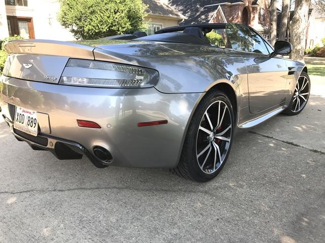 2011 Aston Martin V8 Vantage Pictures Cargurus